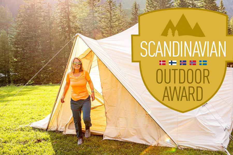 Scandinavian Outdoor Award 2019
