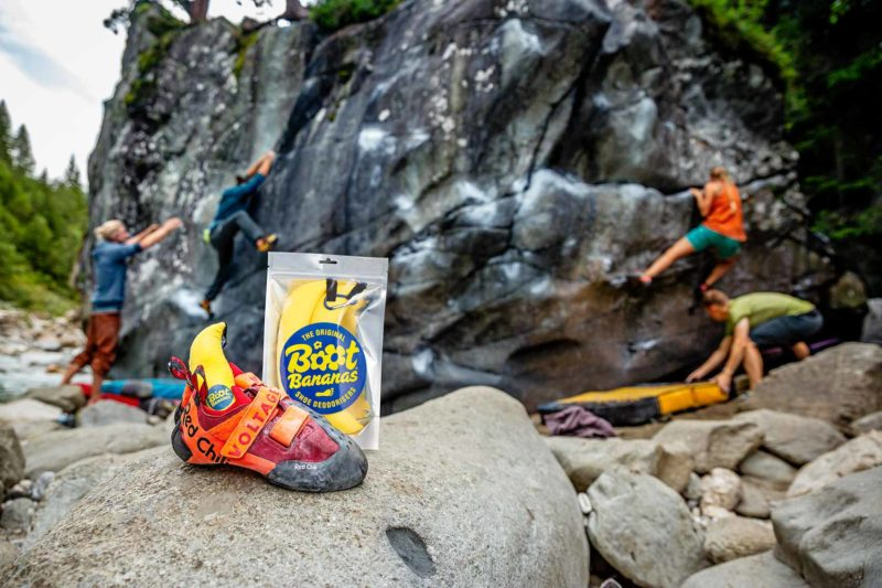 Boot Banana Climbing Production